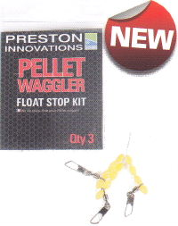 Preston Innovations - Pellet Waggler Float Stop Kit